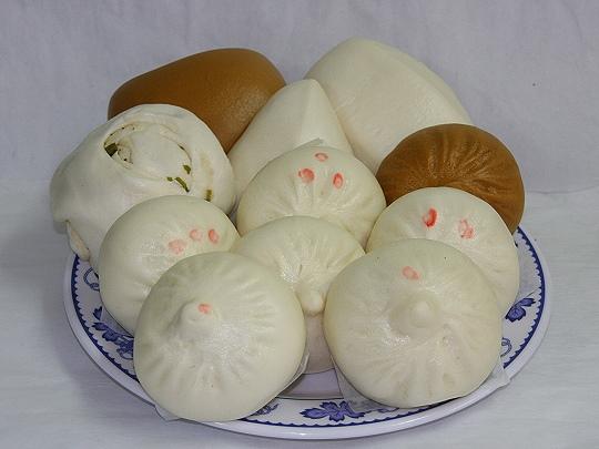台灣百大伴手禮竹東佳味包子
